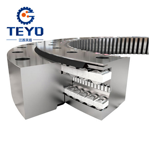 (Series 13)Three Row Roller Slewing Bearing